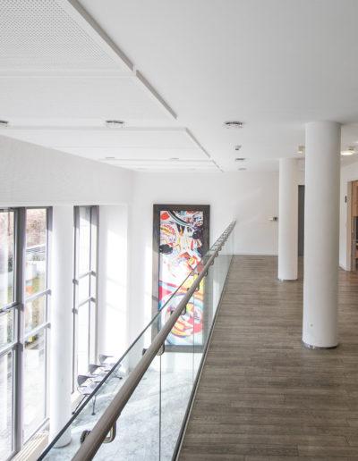 Eingangsbereich vom ersten Stock